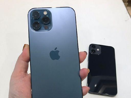 拿iPhone 12 pro max「小拇指痛到長繭」 使用者頻點頭認同