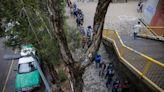 屯門安定邨逾百人排隊檢測 市民不知爆疫:尋晚一定去咗食家鄉雞