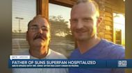 """Phoenix Suns superfan """"Mr. ORNG"""" needs community help as his father remains hospitalized"""