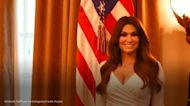 Kimberly Guilfoyle meets with President Trump less than 3 weeks after testing positive for coronavirus