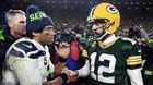 Colin Cowherd compares Aaron Rodgers 'moody' leadership style to Russell Wilson's neutral one   THE HERD