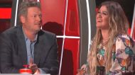Blake Shelton admits he's probably going to lose 'The Voice' to Kelly Clarkson