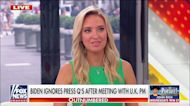 Kayleigh McEnany rips White House reporters over Biden complaint: 'Where were you when Biden was hiding in the basement?'