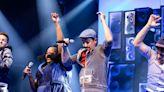 Lin-Manuel Miranda surprises theatergoers at 'Freestyle Love Supreme'
