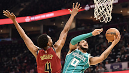 Charlotte Hornets player grades from double-digit win over Cavs