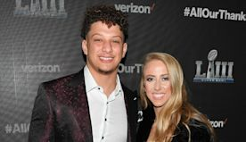 Patrick Mahomes and Fiancée Brittany Matthews Are Expecting Their First Child