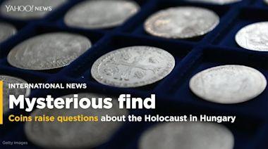 Buried treasure poses Holocaust mystery for Hungary museum