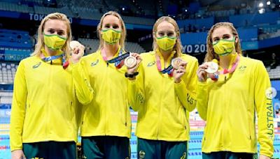 游泳》澳洲東奧金牌泳將打兩劑疫苗仍確診 被送院治療感到「非常不幸」
