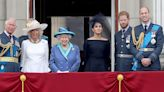 The Queen, Charles, Kate and William's Birthday Tributes to Meghan Markle Say a Lot About Their Relationship