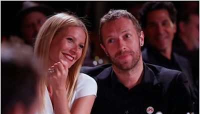 Gwyneth Paltrow says she 'never wanted to get divorced' from the father of her children, Chris Martin