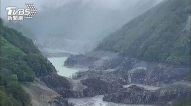 梅雨鋒面讓水庫大進帳 「蓄水量」差很大仍需節水│TVBS新聞網