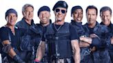 Sylvester Stallone Shows Off New Ring for 'The Expendables 4'