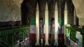 Iran's New Underground Missile Base Looks Mildly Terrifying. See for Yourself.