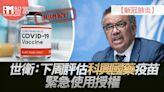 【新冠肺炎】世衛:下周評估科興國藥疫苗緊急使用授權 - 香港經濟日報 - 即時新聞頻道 - iMoney智富 - 股樓投資