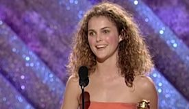 When Keri Russell Won a Golden Globe for Felicity, Awards Shows Got Interesting
