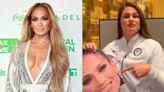 Jennifer Lopez reacts to Olympian Ilona Maher's declaration of love: 'I choose you too'