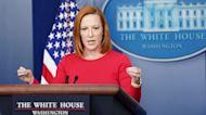 Psaki insists Biden military advisers were 'split' on leaving troops in Afghanistan