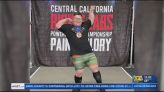 From high school to pro: Tehachapi powerlifter with Down syndrome competes in his first professional competition