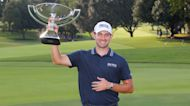 Patrick Cantlay wins TOUR Championship