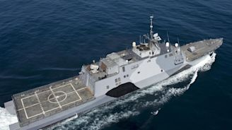 The Navy Is Trying to Make the Littoral Combat Ship A Killer (Good Luck)