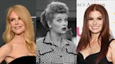 Lucille Ball's Daughter DEFENDS Casting Nicole Kidman in Biopic