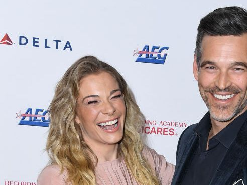 LeAnn Rimes Shares Stunning New Photos in Honor of Her Husband's Birthday