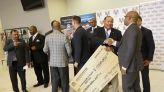 An online gambling company will give Virginia's HBCUs $1 million