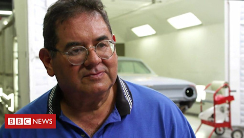 El Paso victim's father 'forgives' the gunman