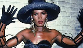 7 of Grace Jones' most iconic outfits