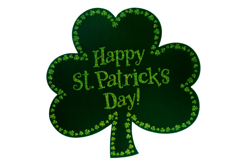 St. Patrick's Day 2012 - Great Plains Communications Blog