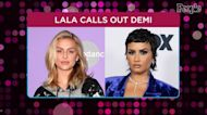 Lala Kent Calls Out Demi Lovato's 'California Sober' Lifestyle: It's 'Super Offensive'