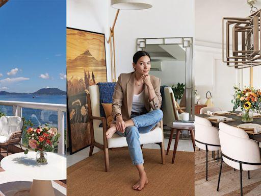 走進 Roji 居酒屋女主人 Agnes Mu 位於港島摩星嶺的家:「我的家就是我的度假勝地,讓我暫時逃離繁忙都市。」