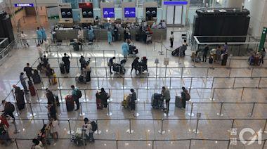新冠肺炎.最新|台灣疫情未遏止 返港人士隔離21日