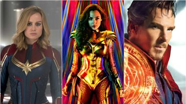 New superhero movies: every Marvel, DC, and comic book movie flying your way