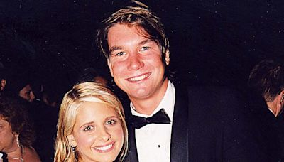 Sarah Michelle Gellar and Jerry O'Connell Recall Dating After Attending the Same High School