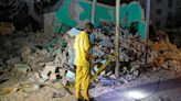 20 dead, 30 wounded after bombing at popular restaurant in Somalia's capital
