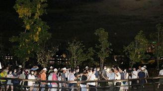 陳時中遊故宮南院 簽名位置竟曝性格