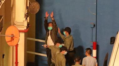 政Whats噏:李卓人坐監6日已習慣 形容在囚生活單調但健康