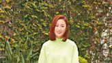 朱智賢為影婚紗照食消夜增磅