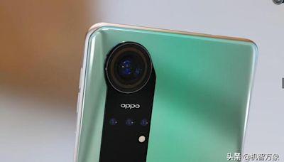 疑似OPPO Reno7 Pro外觀曝光 與之前亮相的外觀設計專利大相逕庭
