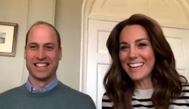 Kate Middleton and Prince William Celebrate Wedding Anniversary with a Fairytale Throwback Photo