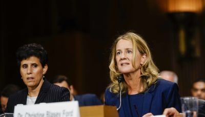 Christine Blasey Ford lawyers call Kavanaugh investigation a 'sham' after new details emerge
