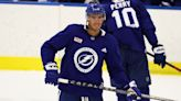 Lightning finding right fit for Mathieu Joseph