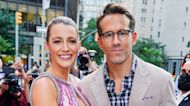 Blake Lively Trolls Ryan Reynolds After He Announces 'Sabbatical' From Acting To Focus On Family