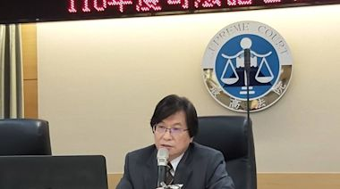 多位法官捲入不當飲宴案 最高法院院長吳燦2度哽咽道歉