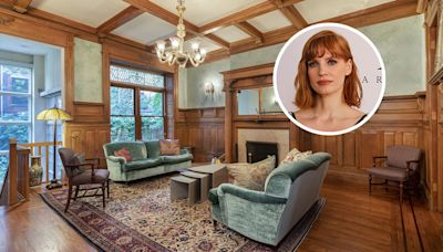 Jessica Chastain Scores Big Discount on Seven-Bedroom Manhattan Townhouse