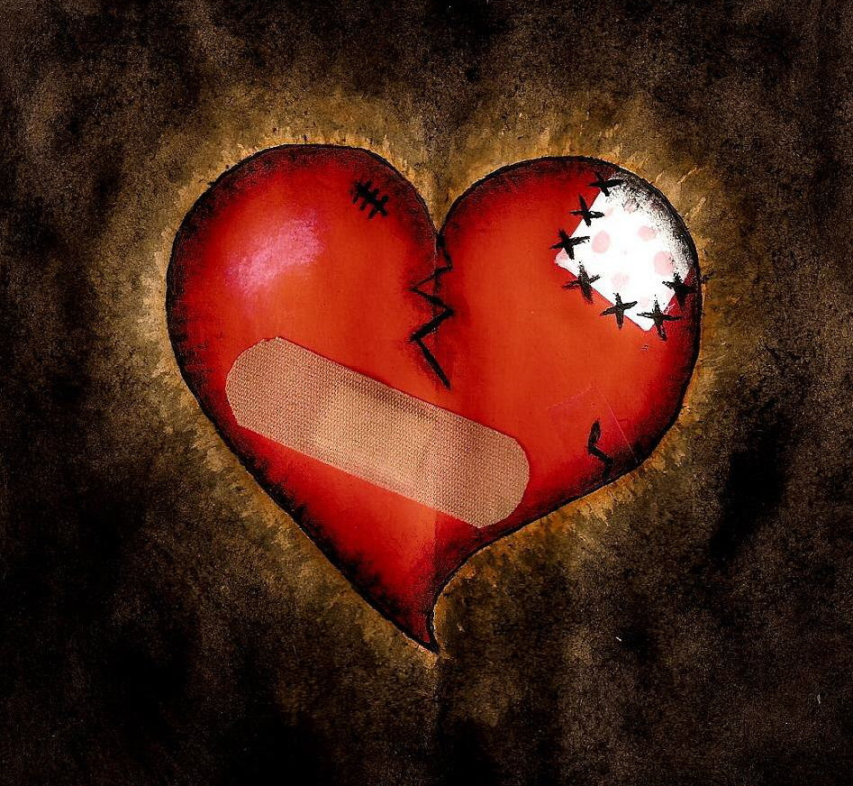 Nine Ideas for When You Have a Broken Heart