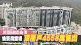 愉景灣都有新高價成交!新盤意堤頂層戶4558萬破頂 - 香港經濟日報 - 地產站 - 新盤消息 - 新盤新聞