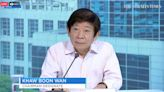 Editorial independence of SPH is a 'given': SPH Media chair Khaw Boon Wan