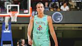 Sabrina Ionescu should have been dazzling loyal Liberty fans at Barclays this weekend